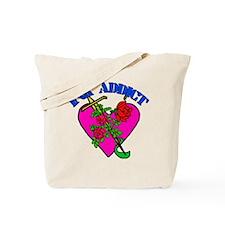 INK ADDICT Tattoo Tote Bag