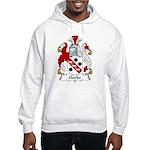 Clarke Family Crest Hooded Sweatshirt