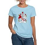 Clarke Family Crest Women's Light T-Shirt