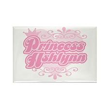 """Princess Ashlynn"" Rectangle Magnet"