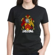 Clare Family Crest Tee