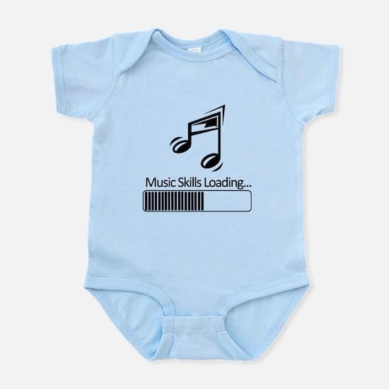 Music Skills Loading Body Suit
