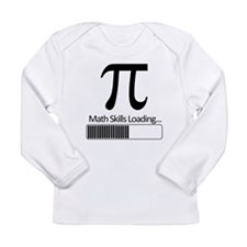 Math Skills Loading Long Sleeve T-Shirt