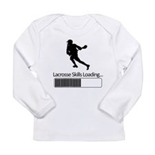 Lacrosse Skills Loading Long Sleeve T-Shirt