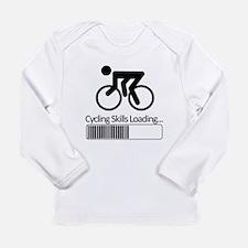 Cycling Skills Loading Long Sleeve T-Shirt