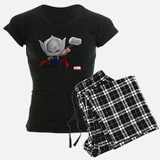 Thor Stylized 2 Pajamas