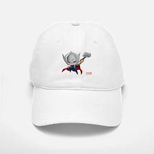 Thor Stylized 2 Baseball Baseball Cap