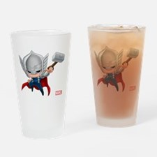 Thor Stylized 2 Drinking Glass