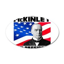 25 McKinley Wall Decal