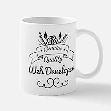 Genuine Quality Web Developer Mug
