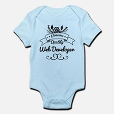 Genuine Quality Web Developer Infant Bodysuit