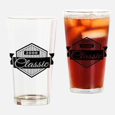 Birthday Born 2000 Classic Edition Drinking Glass