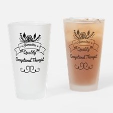 Genuine Quality Occupational Therap Drinking Glass