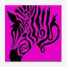 ZEBRA!! Tile Coaster