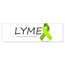 LymeCT Bumper Bumper Sticker