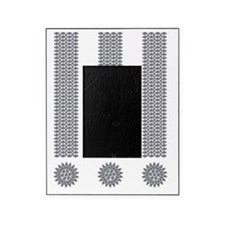 Exclamation Point Picture Frame