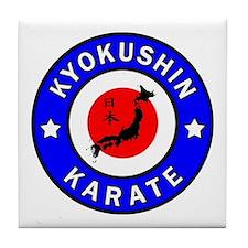 Kyokushin Tile Coaster