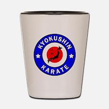 Kyokushin Shot Glass