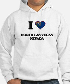 I love North Las Vegas Nevada Hoodie
