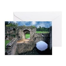 Leeds Castle, Kent, England - Greeting Card