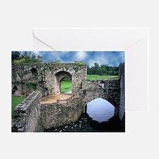 Leeds Castle, Kent, England - Greeting Card