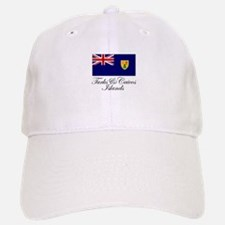 The Turks and Caicos Islands Baseball Baseball Cap