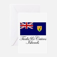 The Turks and Caicos Islands Greeting Card