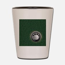 Golf Cup and Ball Shot Glass