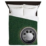 Golf Queen Duvet Covers