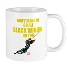 Black Widow Mother's Day Mug