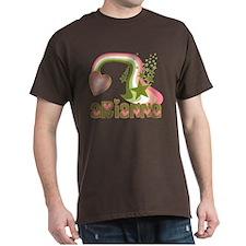 Rainbows & Stars Arianna Personalized T-Shirt