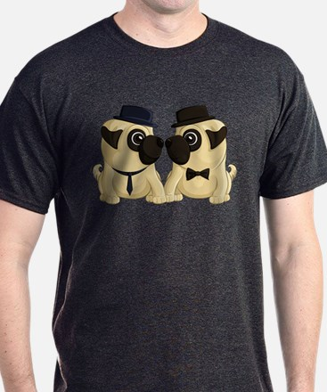 Groom Pugs T-Shirt