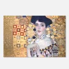 Klimt The Lady In Gold A Postcards (Package of 8)
