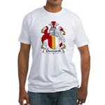 Chesworth Family Crest Fitted T-Shirt