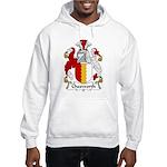 Chesworth Family Crest Hooded Sweatshirt