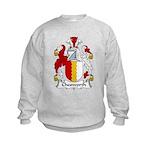 Chesworth Family Crest Kids Sweatshirt