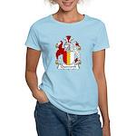 Chesworth Family Crest Women's Light T-Shirt