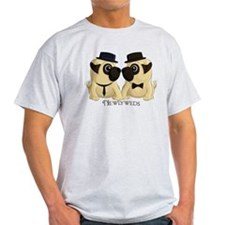 Newlywed Groom Pugs T-Shirt