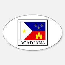 Acadiana Decal