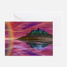 Over The Rainbow - Greeting Card