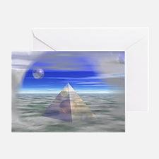 Dreamscape - Greeting Card