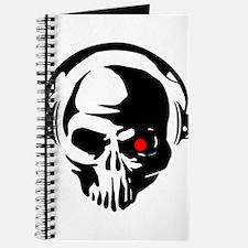 Terminator Dj Skull Dubstep Cyber Punk Har Journal