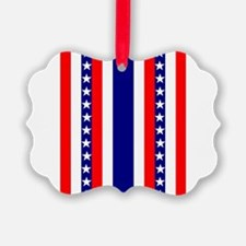 July Fourth Ornament
