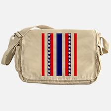 July Fourth Messenger Bag