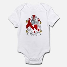 Chaucer Family Crest Infant Bodysuit