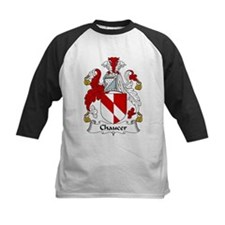 Chaucer Family Crest Tee