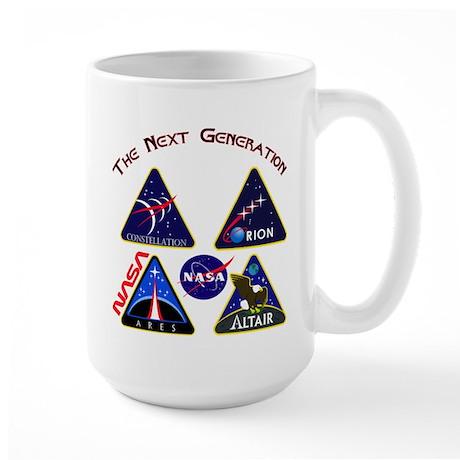 Project Constellation Logos Large Mug