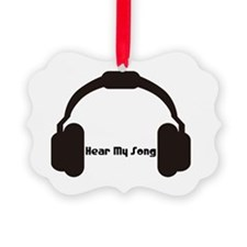 Headphones Ornament