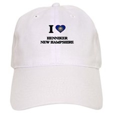 I love Henniker New Hampshire Baseball Cap