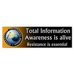 Total Information Awareness Is Alive